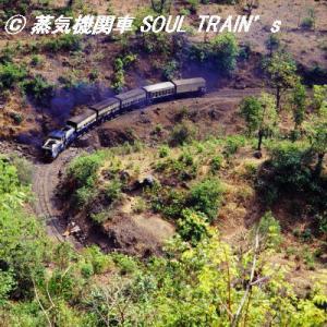 Matheran Light Railway 1995年 ⑬ 谷底から這い上がる!!