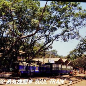 Matheran Light Railway 1995年 ⑭ 避暑地Matheranに到着