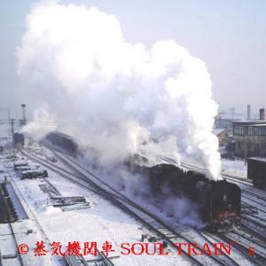 中国的故乡火车1980年代・26 哈爾濱にて