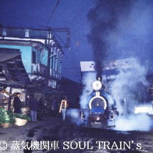 1992 ダージリン紀行 10 闇夜の百鬼夜行・Ⅲ