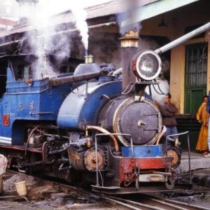 1992 ダージリン紀行 13 続・ヒマラヤ山脈が見えないときはカルシャンへ