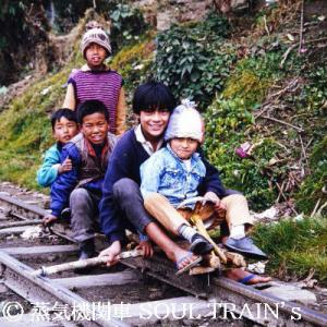 1992 Darjeeling Himalayan Railway 16 ヒマラヤンジェットコースター