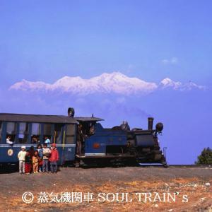 1992 Darjeeling Himalayan Railway 17 Batasia Loop