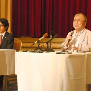 ちょっと、言わせて!・・・高須医師ら大村知事リコールへ団体設立 不自由展理由に