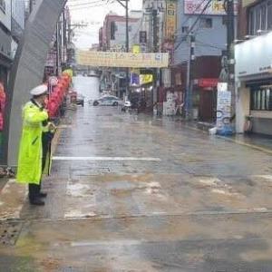 韓国さん、かつての日常を取り戻すww・・・排水溝汚水の逆流... 悪臭振動
