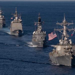 【最新国防ファイル】日米共同統合演習「キーン・ソード」 米空軍オスプレイが海自艦へ初着艦
