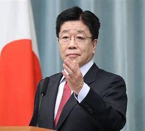 男らしい加藤官房長官!ww・・・「竹島は日本固有の領土」加藤長官が毅然NO!! 韓国が五輪HPの地図削除要請 ボイコットは自由だが、アスリートの努力を大切に