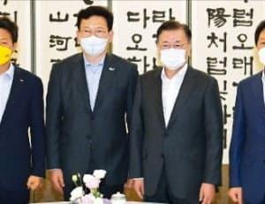 韓経:米国、韓国軍にワクチン支援したが…文大統領「大規模な連合訓練は難しい」