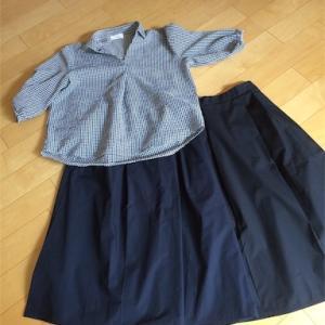 GUでこの夏の「制服」を購入。着替えやすさ重視!!