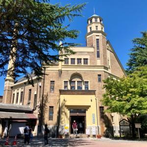 上諏訪温泉 片倉館 2019秋(だいたい夏)