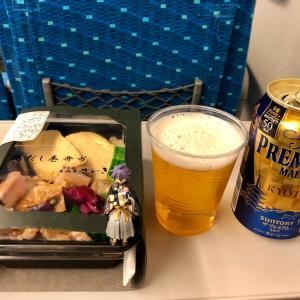 新幹線で帰京。 令和最初の文化の日-7
