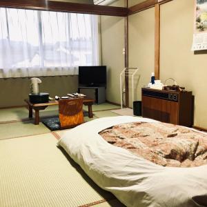 中山平温泉 旅館「三之丞湯」宿泊記録 ~お部屋編~