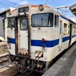 肥薩線で隼人から吉松へ。/ 令和最初の九州旅行-14
