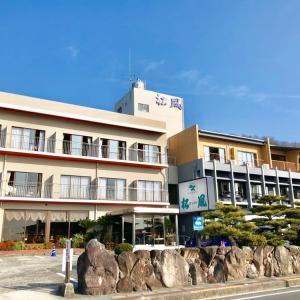 宿泊記録 「小豆島 シーサイドホテル 松風」/ 香川県 小豆島