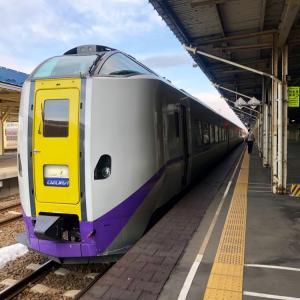 釧路から札幌へトンボ帰り / 雪解けの北海道旅行-12