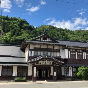 見晴らし台と、やまがたレトロ館(旧山寺ホテル) / 梅雨の晴れ間の山形旅行-4