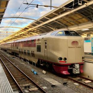 10月14日。今日は鉄道の日!