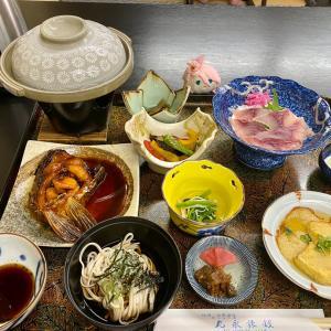 白濁の秘湯と、信州料理を満喫。/ 春の松本 温泉旅行 2021-5