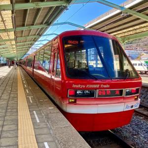 伊豆急行リゾート21【キンメ電車】乗車記録