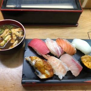 ふらっとひとり酒。立喰い寿司「七幸」/ 香川県 高松駅2階