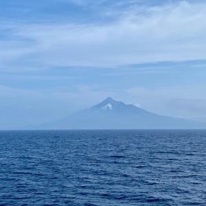 稚内から、日本最北の離島へ。/最北の離島を目指す北海道旅行-7