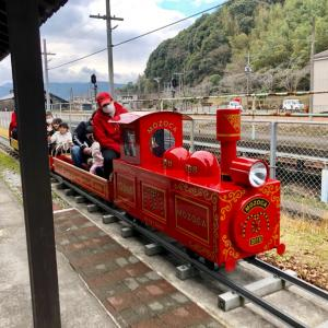 人吉鉄道ミュージアム『MOZOCA ステーション868』ミニトレイン 乗車記録。