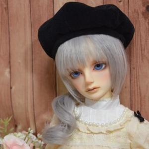 【SD】 Fantasy Ash Color Wig!