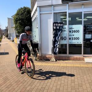 RCC 小山田周回トレーニングライド