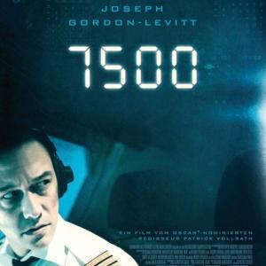 『7500』感想(ネタバレ)…飛行機ハイジャックを映画で戦慄体験する