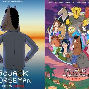アニメシリーズ『ボージャック・ホースマン』感想(ネタバレ)…私のオールタイム・ベストに出会えた喜び