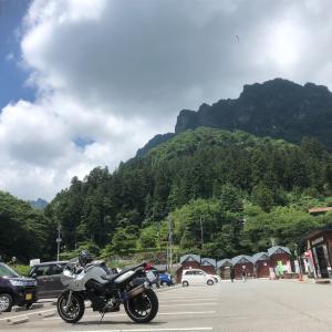 旅日記#56梅雨晴れ妙義山旅