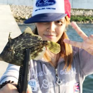 釣りブログ始めます!(^^)