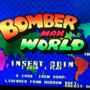 第91回・噂の「ボンバーガール」になれなかった【ボンバーマンワールド】とはどんなゲームなのか?