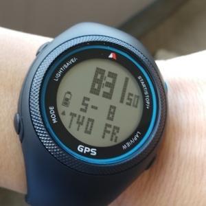 ランニング用GPSウオッチ