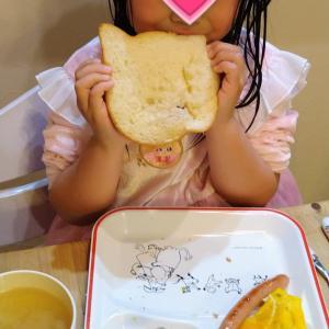 ハツカネズミとねこねこ食パン