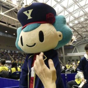 ゲームデーレポート 19−20 16th.Feb.横浜