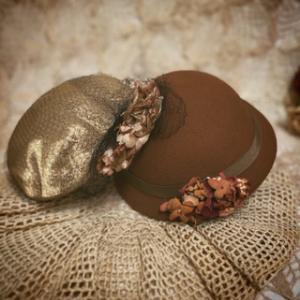懐かしい帽子たち