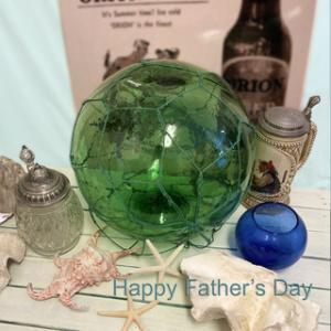 Fishing ball float(浮き玉)ディスプレイ
