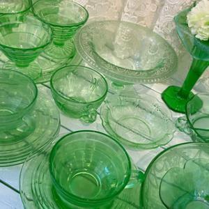 春っぽくディプレッショングラス