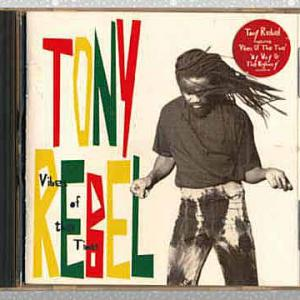 Tony Rebel「Vibes Of The Time」