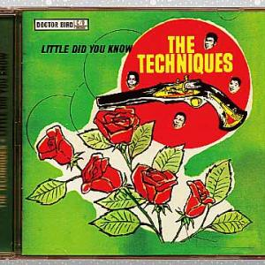 Techniques「Little Did You Know」