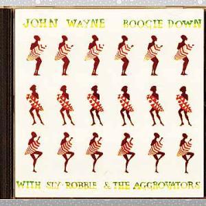 John Wayne「Boogie Down」