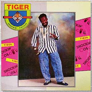 Tiger「Shockin' Colour」