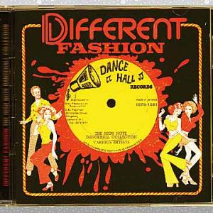 Various「Different Fashion: The High Note Dancehall Collection」