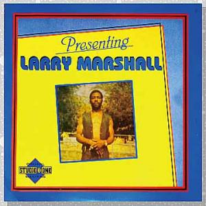 Larry Marshall「Presenting Larry Marshall」