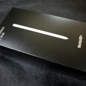 Welcome Galaxy Note10+ !