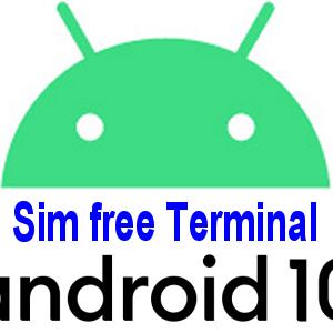 Sim Free Android 10 備忘録
