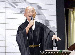 【朗報】元演歌歌手の香田晋さん福井で僧侶に…僧名は「徹心香雲」演歌披露、お勤めや法話も