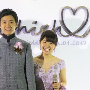 【衝撃】福原愛に不倫報道!夫と子供を台湾に残して横浜「お泊りデート」撮