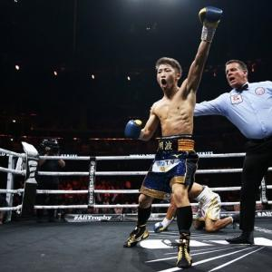 ボクシングが観たい❗️
